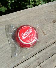 Vintage New in Pkg Coca Cola YOYO Yo Yo collectible