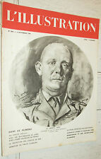 L'ILLUSTRATION N°5044 1939 GORT TOMMIES VARSOVIE WARSZAWA POLOGNE SIKORSKI AOF