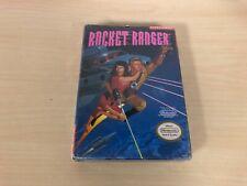 Rocket Ranger Brand New Factory Sealed Nintendo NES Game Original
