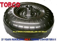 700R4 torque converter  1980-1984   27 input splines 4.3L 5.0L 5.7L Stock Stall