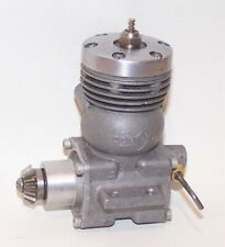 Vintage 1949 Dooling .29 Mite Gas Powered Tether Car Engine W/Pinion Gear
