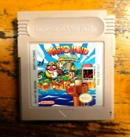 Wario Land: Super Mario Land 3 (Nintendo Game Boy, 1994) AUTHENTIC TESTED