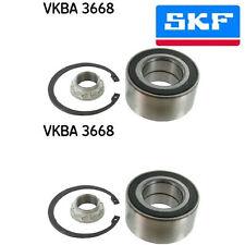 2x Cjto SKF vkba 3668 2 Cjto izquierda derecha eje trasero atrás