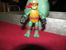"Raphael TMNT Teenage Mutant Ninja Turtles Stealth Strike Bike Figure 4.5"" 2012"