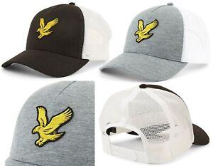 Lyle & Scott Golf Trucker Mesh Cap - Oversize Logo - RRP£30