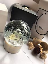 Chanel  Snow Globe Gold VIP (DHL shipping)
