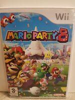 Mario Party 8 Wii Nintendo Wii PAL UK **FREE UK POSTAGE**