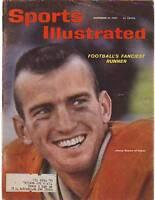 1961 Sports Illustrated Nov 27-TCU beats Texas; fishing