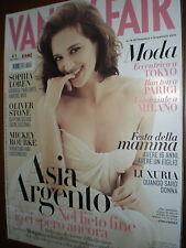 Vanity Fair.ASIA ARGENTO,OLIVER STONE,TINA FEY,m