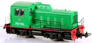 Piko 52744 Diesel Locomotive TGK 2-M RZD SZD Ep V DCC Digital ready NIB H0 1/87