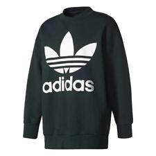 New Men's ADIDAS Originals ADC Crewneck Sweatshirt BQ1810 Granite Green large