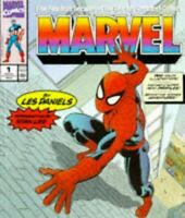 Marvel: Five Fabulous Decades of the World's Greates... by Daniels, Les Hardback