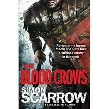 **NEW PB** The Blood Crows by Simon Scarrow (Paperback, 2014)