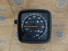 SUZUKI Motorcycle SPEEDOMETER Old Classic Vintage Antique USED Original