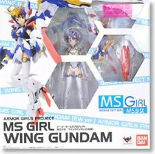 New Bandai Armor Girls Project MS Girl Wing Gundam EW Ver