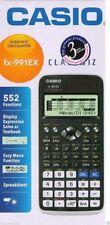 Casio FX-991EX Scientific Calculator FX 991EX Classwiz 552function Spreadsheet,