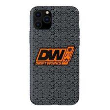 Driftworks Premium Rubber Black Phone Case - iPhone 11 Pro -
