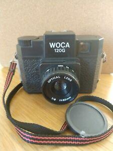 Woca 120G Holga camera