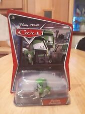 Disney Pixar Cars - Bruiser Bukowski - Walmart exclusive series card