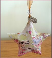 SHINE BRIGHTLY STAR ORNAMENT BY KELLY RAE ROBERTS FREE U.S. SHIPPING