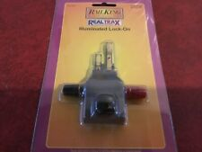 MTH REAL TRAX ILLUMINATED LOCK-ON NEW IN THE PACKAGING