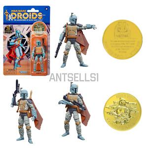 New Star Wars The Vintage Collection Droids Boba Fett Target Exclusive Presale