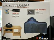 NEW Primo Grill Cover, Oval LG 300 with Counter Top Table FREE SHIPPING