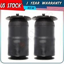 Rear Pair Air Suspension Bags For GMC Envoy Trailblazer Rainier Saab Bravada
