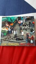 STREET RITUALS - STONE FOUNDATION SIGNED CD and dvd