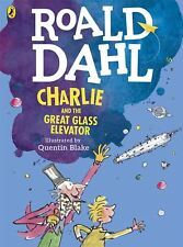 Charlie And The Great Glass Elevator (color Edición) de Roald Dahl