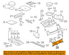 GM OEM Interior-Rear-Cargo Net 25789056