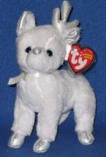 TY SNOCAP the REINDEER BEANIE BABY – MINT wtih MINT TAGS