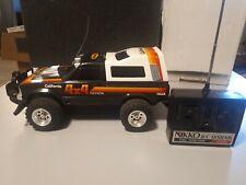 1982 Nikko Toyota HILUX Unimog California RC truck 4x4 with remote, PLEASE READ