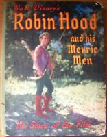 Walt Disney's Robin Hood and his Merrie Men - The Story of the Film 1952