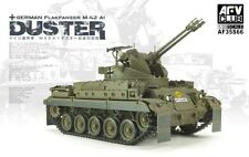 "AFV Club 1/35 Scale German Flakpanzer M-42 A1 ""Duster"" Plastic Model Kit AF35S66"