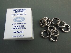 Bicycle Retro Style #5 Bearing for Schwinn Front Hub Set of 10 - New