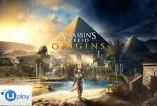 Assassin's Creed Origins Key - PC Standard Edition - Uplay Download Code [USA]