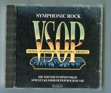 VSOP Vienna Symphonic Orchestra Project cd SYMPHONIC ROCK © 1987 Dino Music 1443