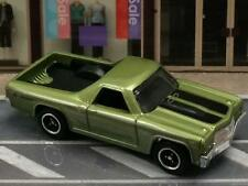 1970 70 Chevrolet El Camino SS 454 V8 Cowl Induction 1/64 Scale Car H10