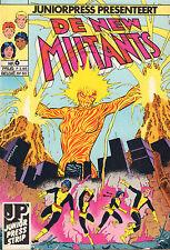 NEW TEEN TITANS 06 - terugslag ! (baldakijn 1986)