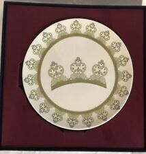 Disney 50th Anniversary MICKEY MOUSE Dessert plate #1 BRAND NEW IN BOX