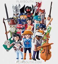 PLAYMOBIL Figures 70159  serie 16 personnages garçons