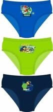 Boys & Girls Childrens Kids 100% Cotton Official Paw Patrol Briefs Pants