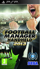 Football Manager 2013 PSP NUOVO ITA