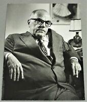 FRITZ ESCHEN PORTRÄT FOTO THORNTON WILDER (AB)