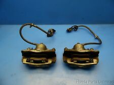 07-08 Honda Fit OEM front left & right side brake calipers x2 16CL14VN