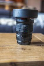 Canon EF 135mm f/2L USM Objektiv. Artikel wurde bereits benutzt.