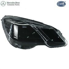Mercedes W212 E350 E400 E500 E550 E63 AMG RIGHT Headlamp Lens Cover OEM 09-13