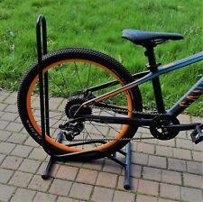 Floor stand rack for kids Mountain Bikes 24'' wheels garage home indoor outdoor