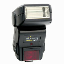 Promaster 7200EDF Digital Electronic Flash for Olympus (Refurbished)